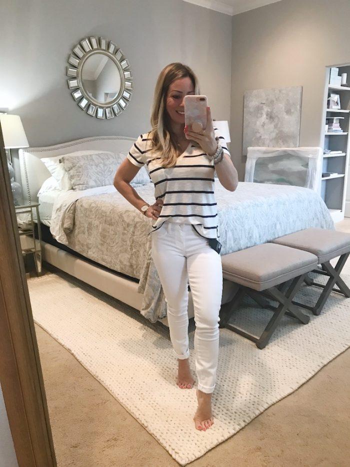 Paige Verdugo Ankle Skinny Jean