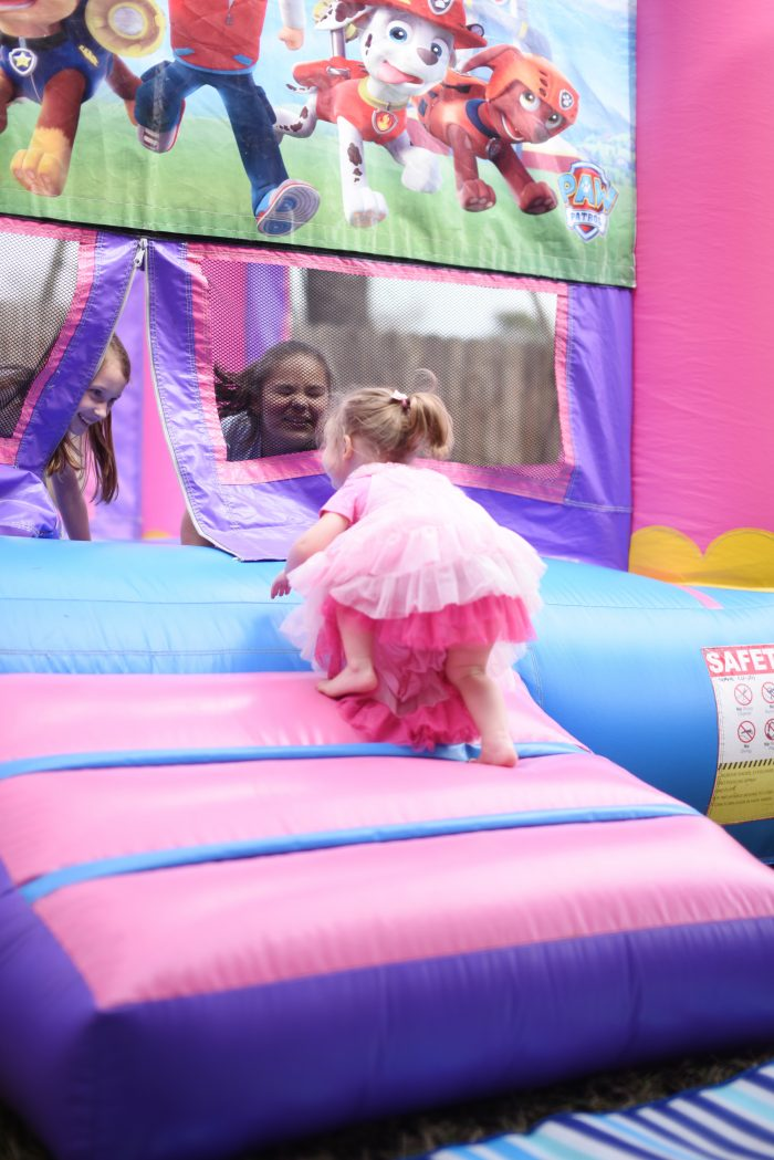 Paw patrol bounce house (1)