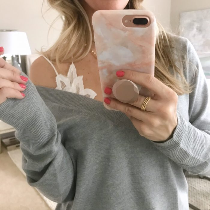 Phone case and pop socket