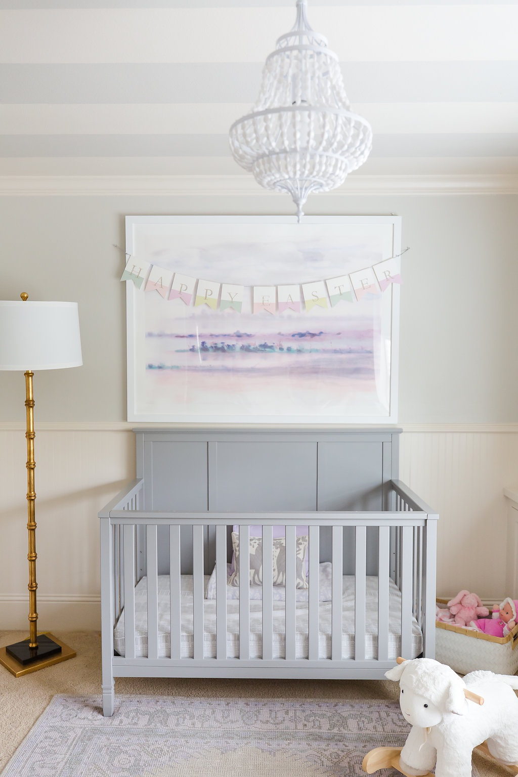 Spring Home Tour Nursery.8