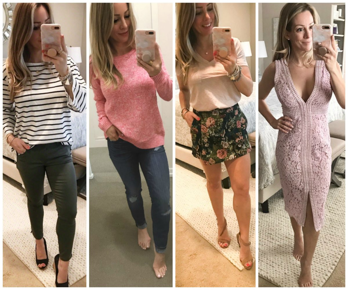 March Dressing Room Favorites