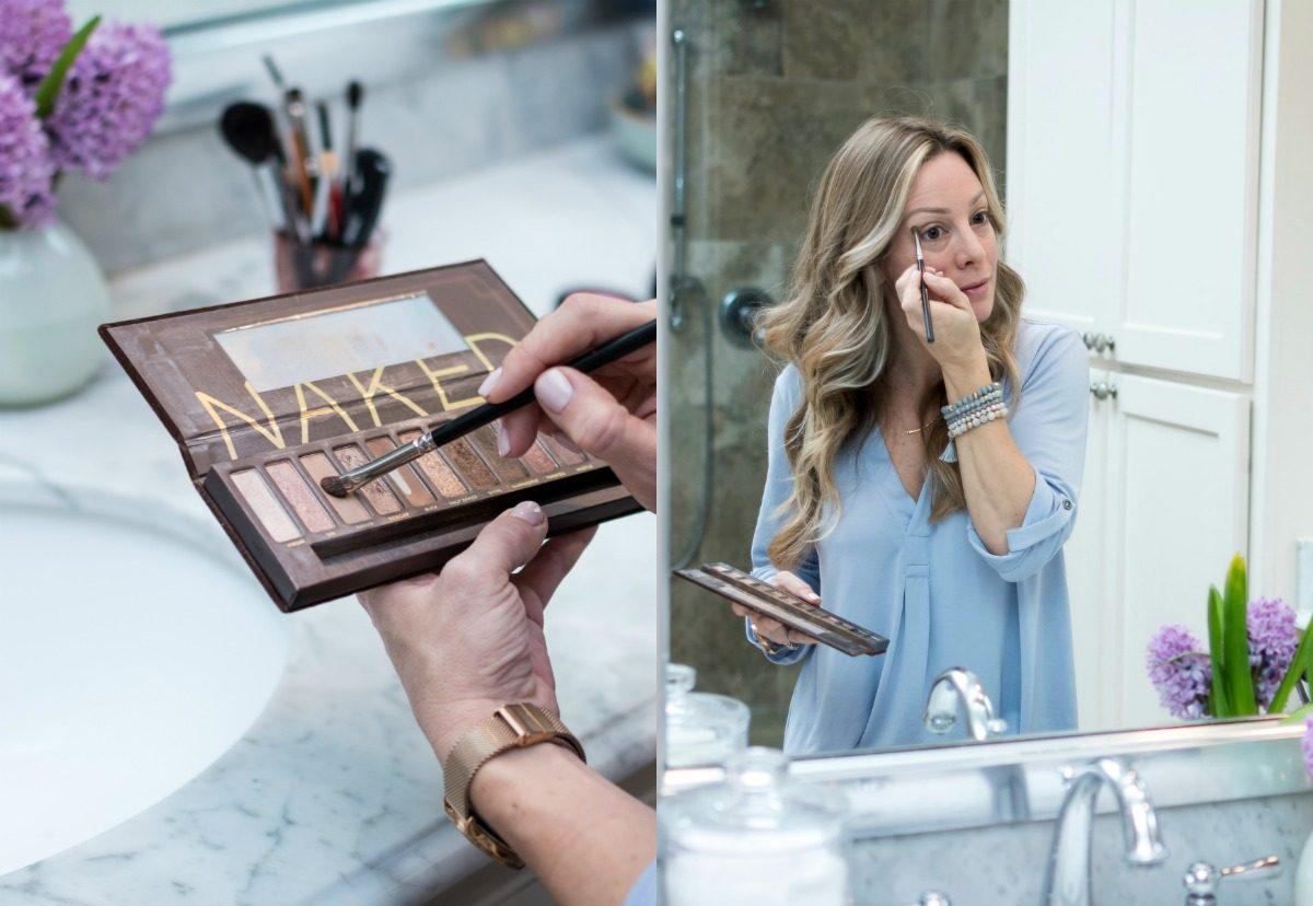 Easy Everyday Makeup Eyeshadow