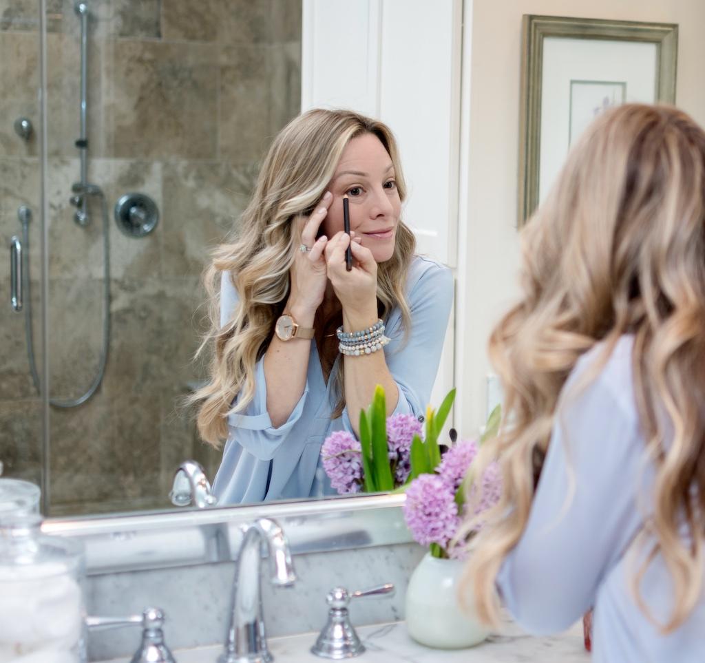Easy Everyday Makeup eyeliner