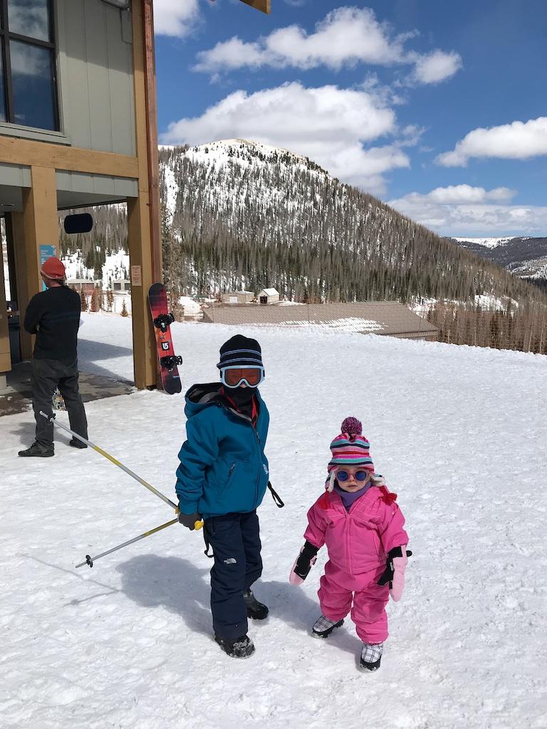 Family Ski Trip With A Toddler Pagosa Springs Colorado