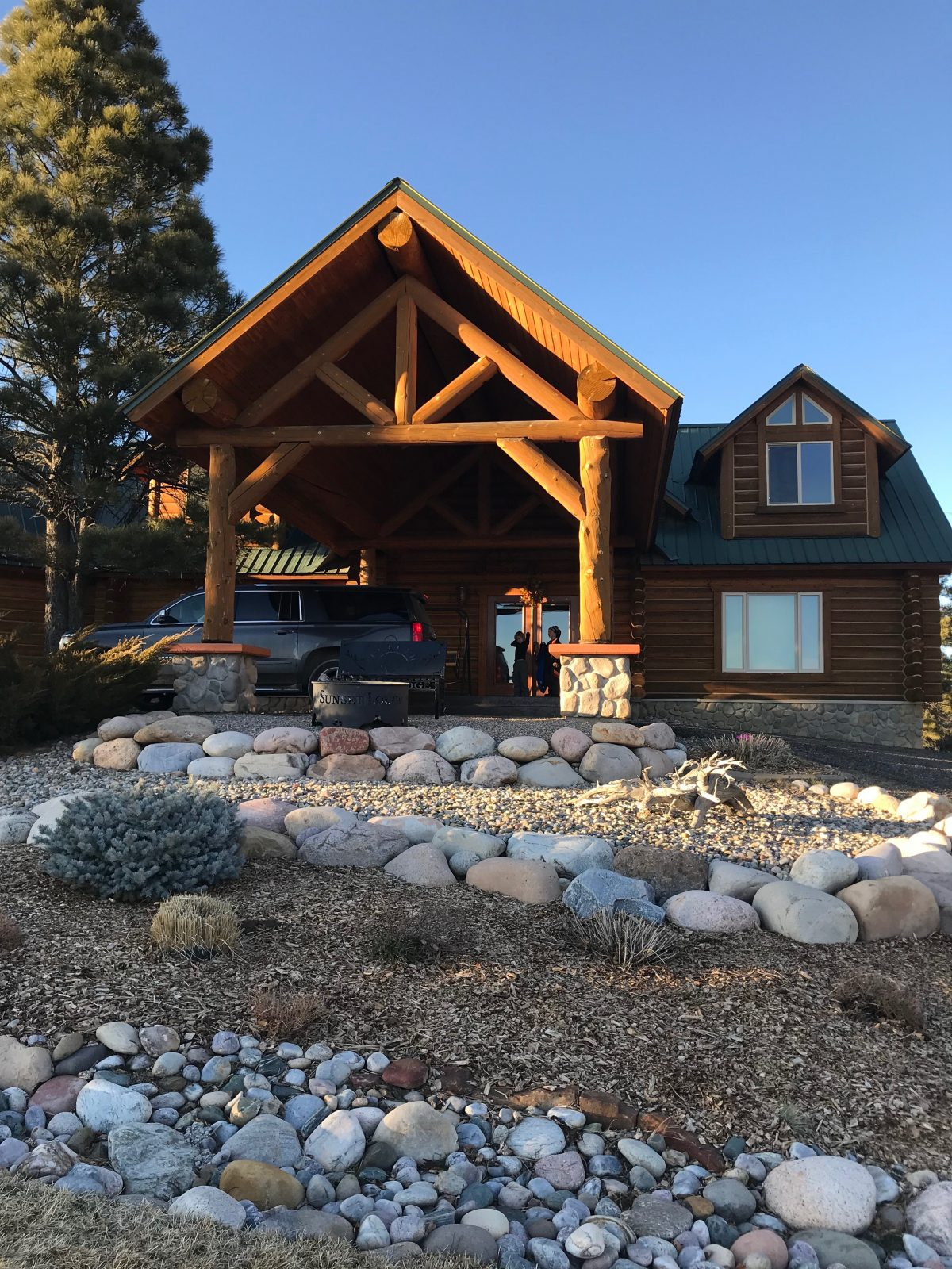 Family ski trip with toddler - cabin in Pagosa Springs, Colorado