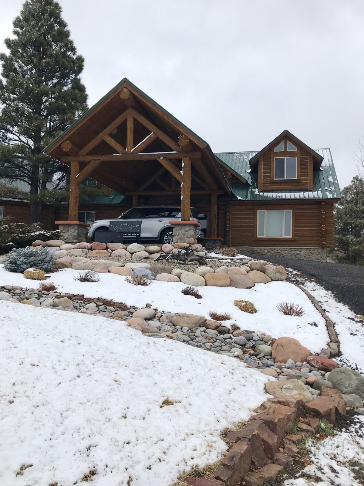 Family ski trip with toddler - cabin in Pagosa Springs, Colorado (6)