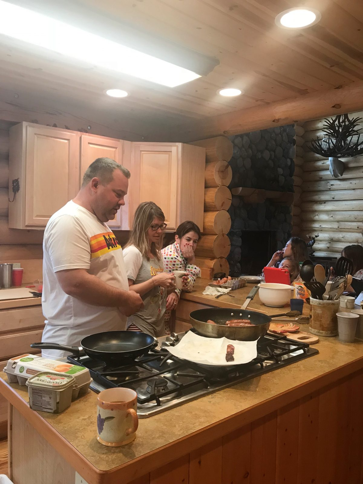Family ski trip with toddler - cabin in Pagosa Springs, Colorado (7)