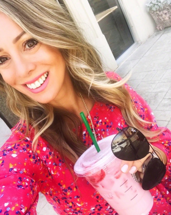 Pink blouse LIYxGibson