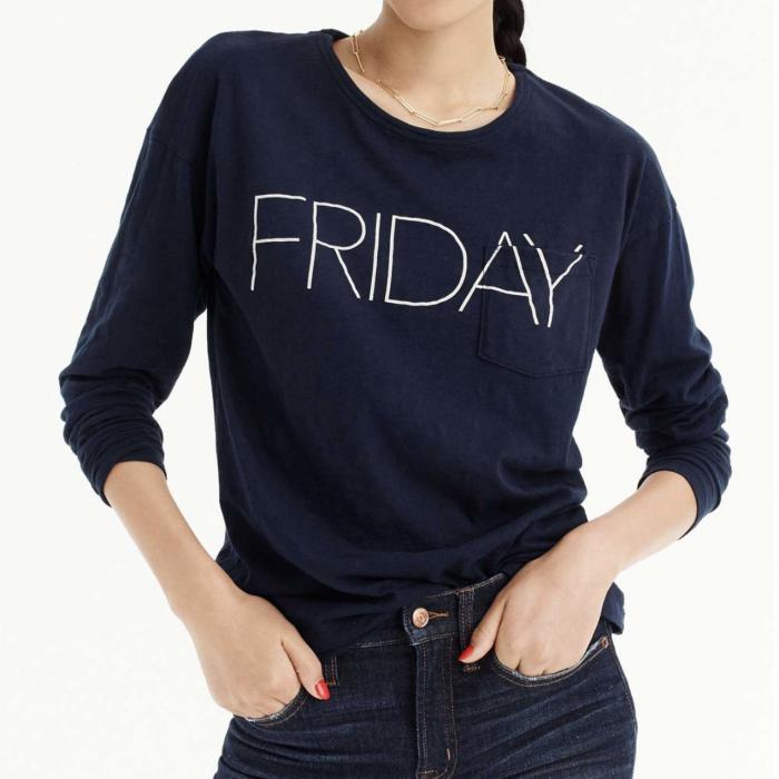 Friday pullover