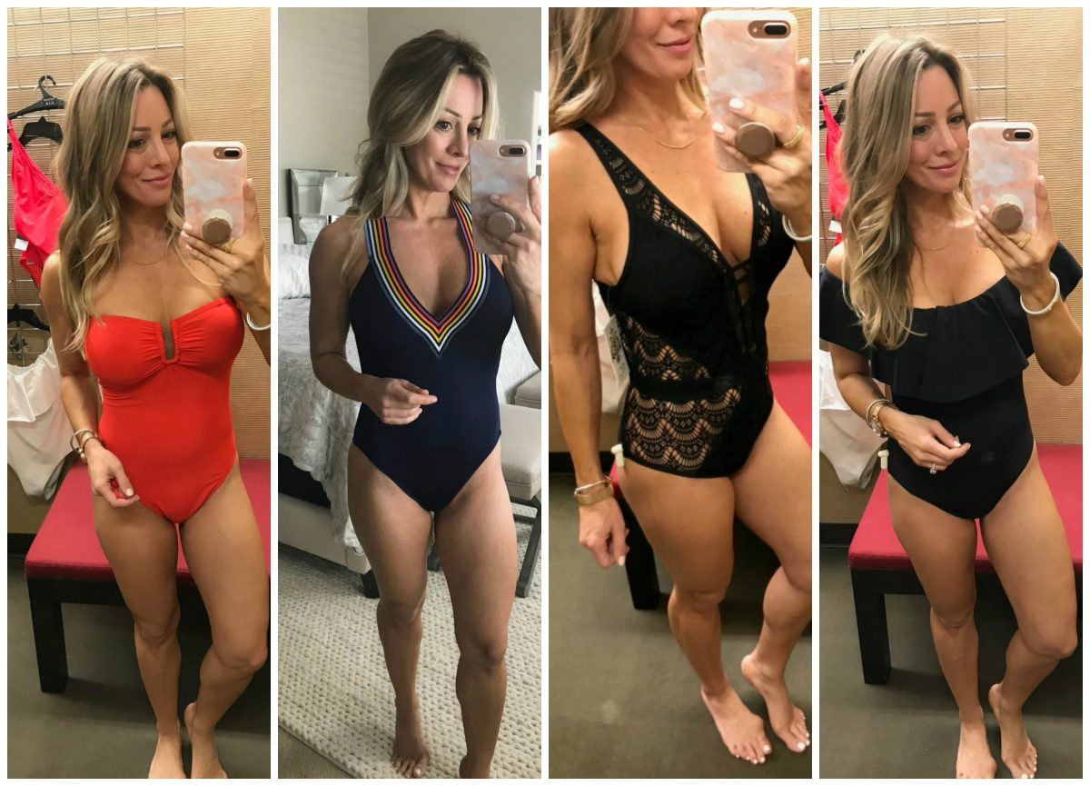 Swimsuit Collage