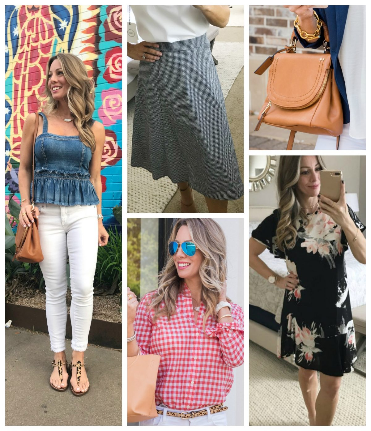 Markdowns Collage