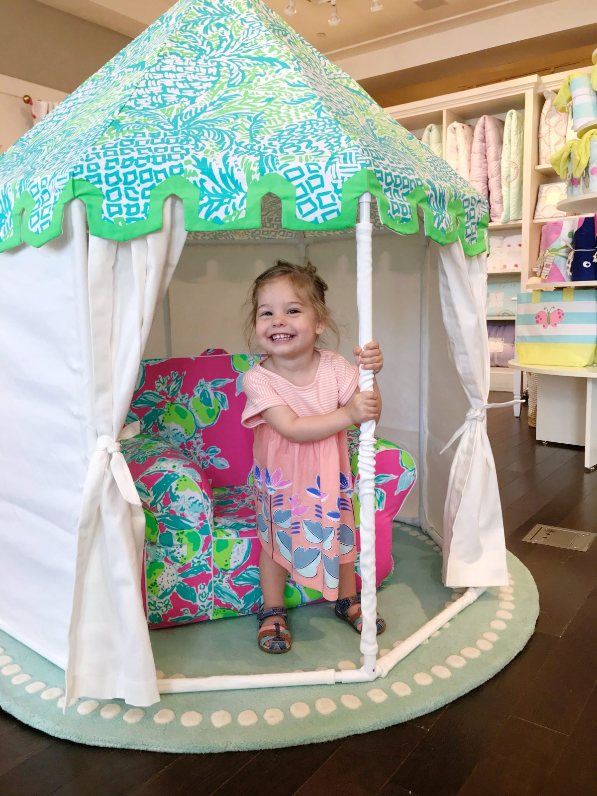 Pottery Barn Kids Tent