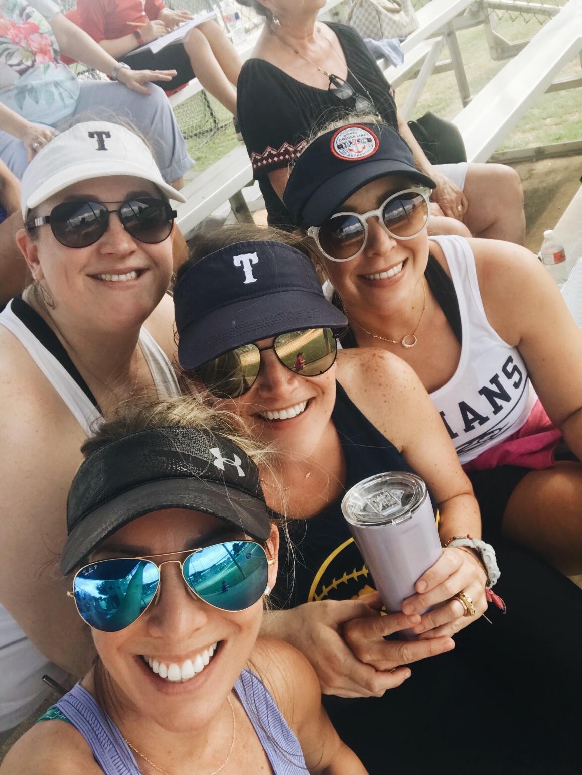 baseball mamas