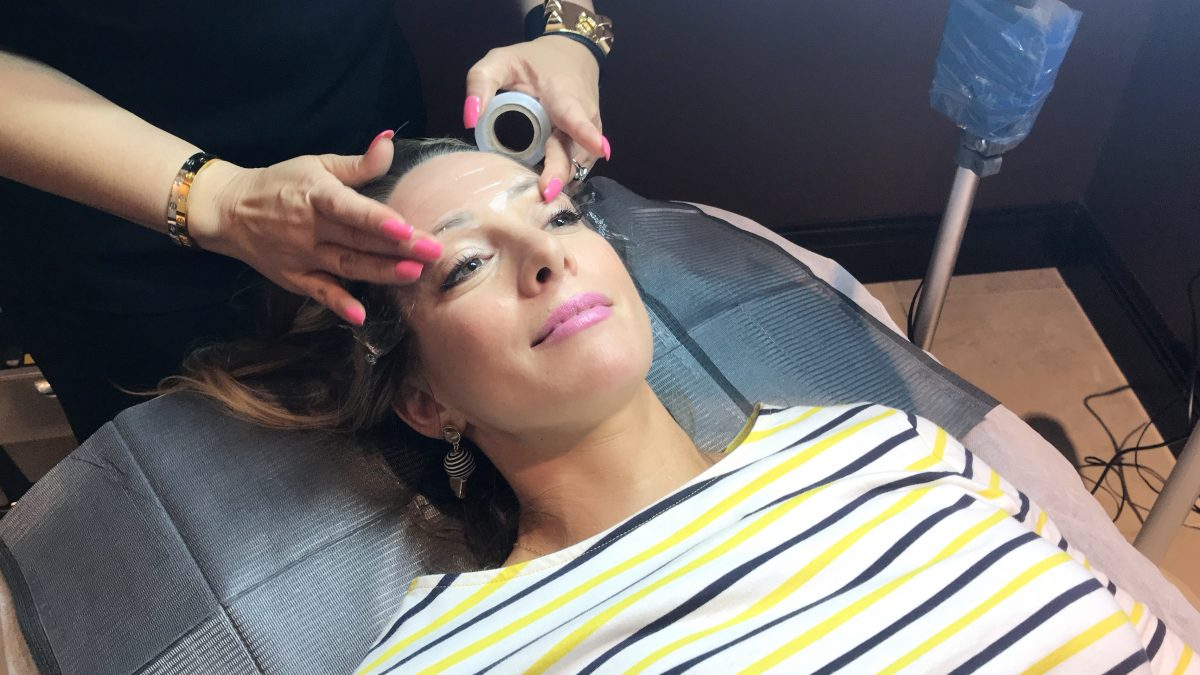 microblading eyebrows review