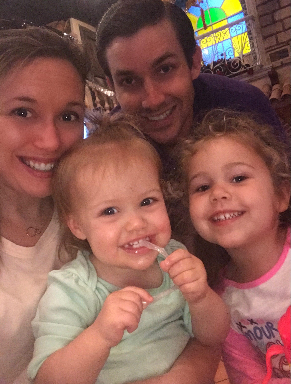 Shannon Family Selfie