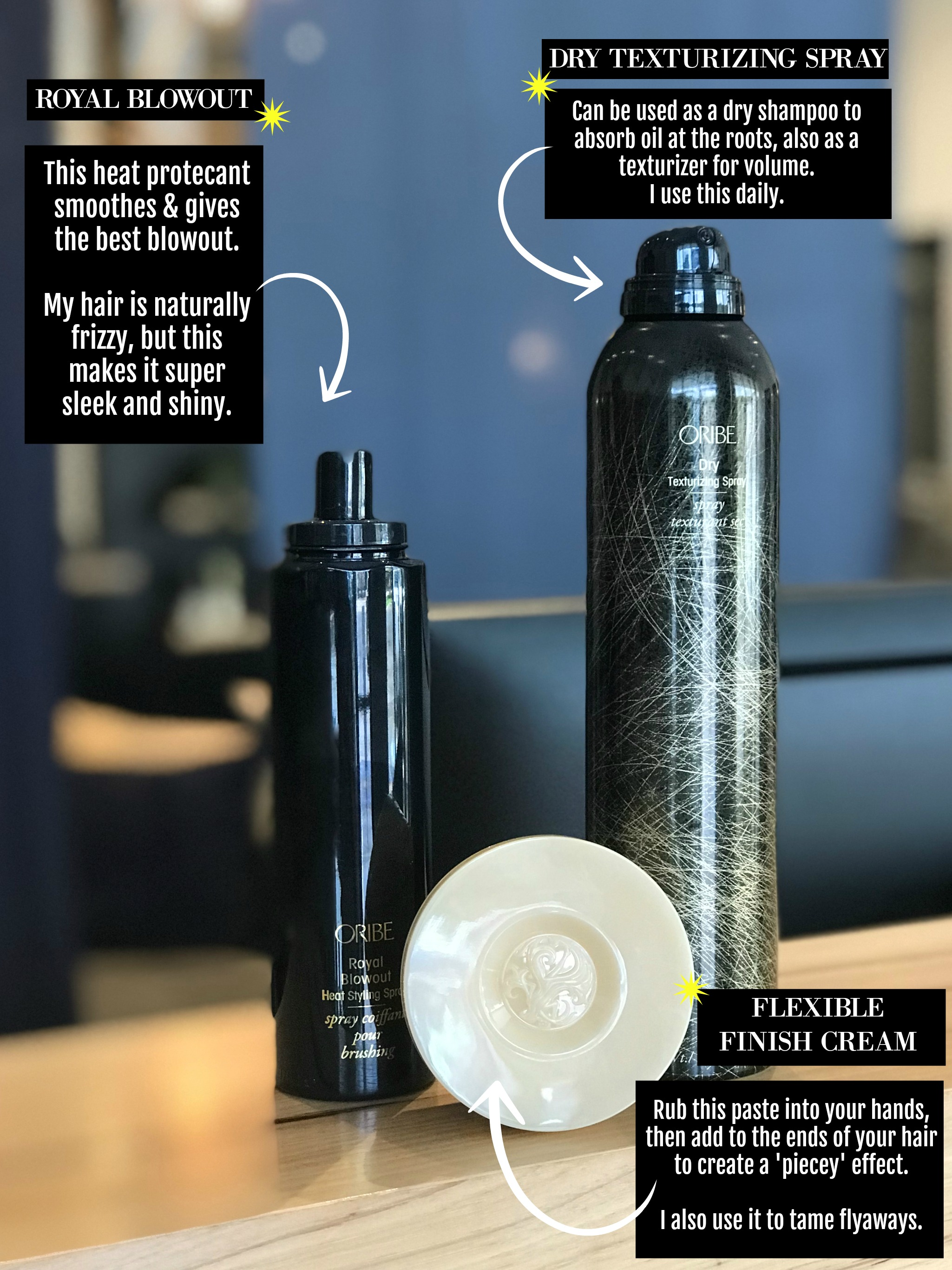 beach waves oribe hair products
