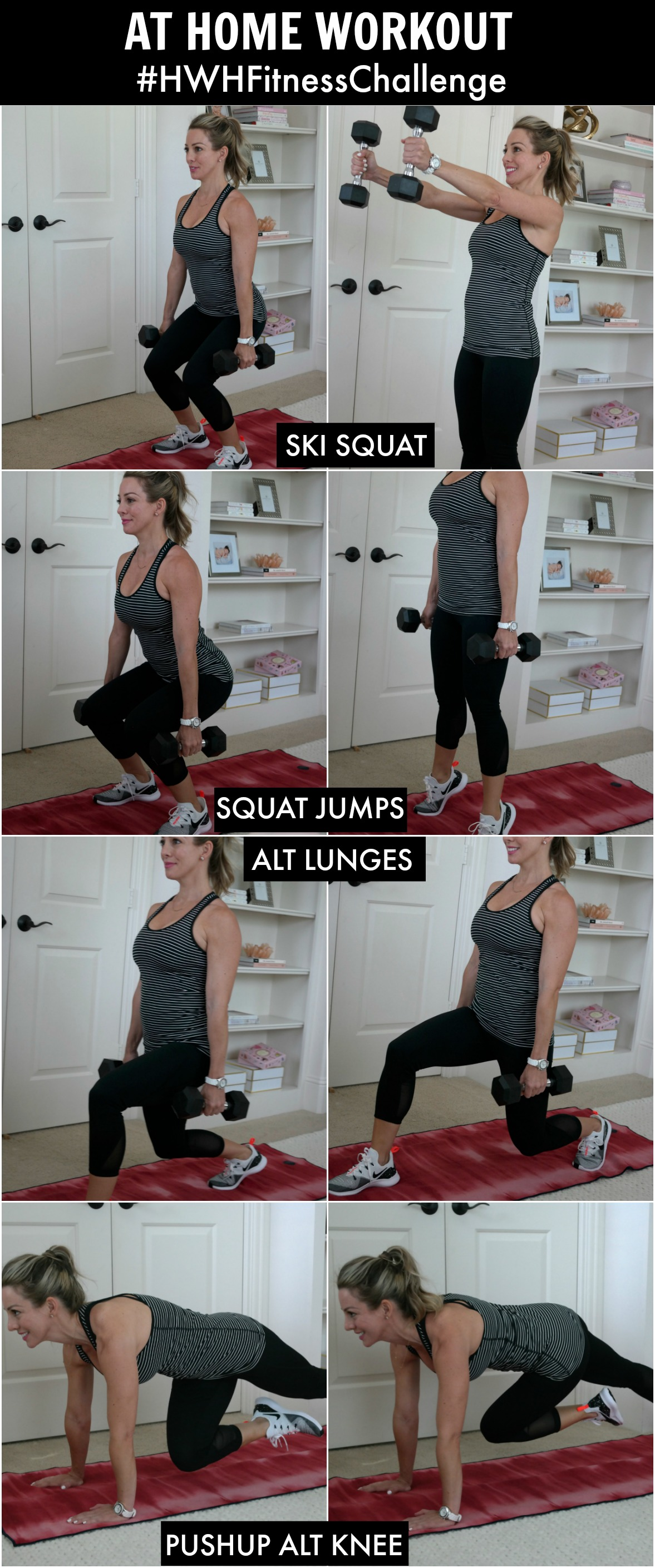 20 minute tabata workout at home