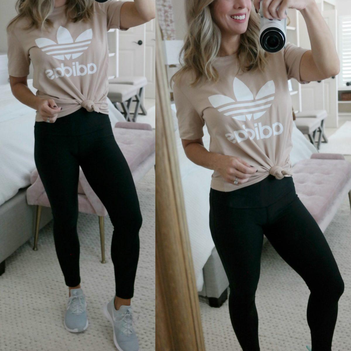Nordstrom Anniversary Sale Activewear zella leggings
