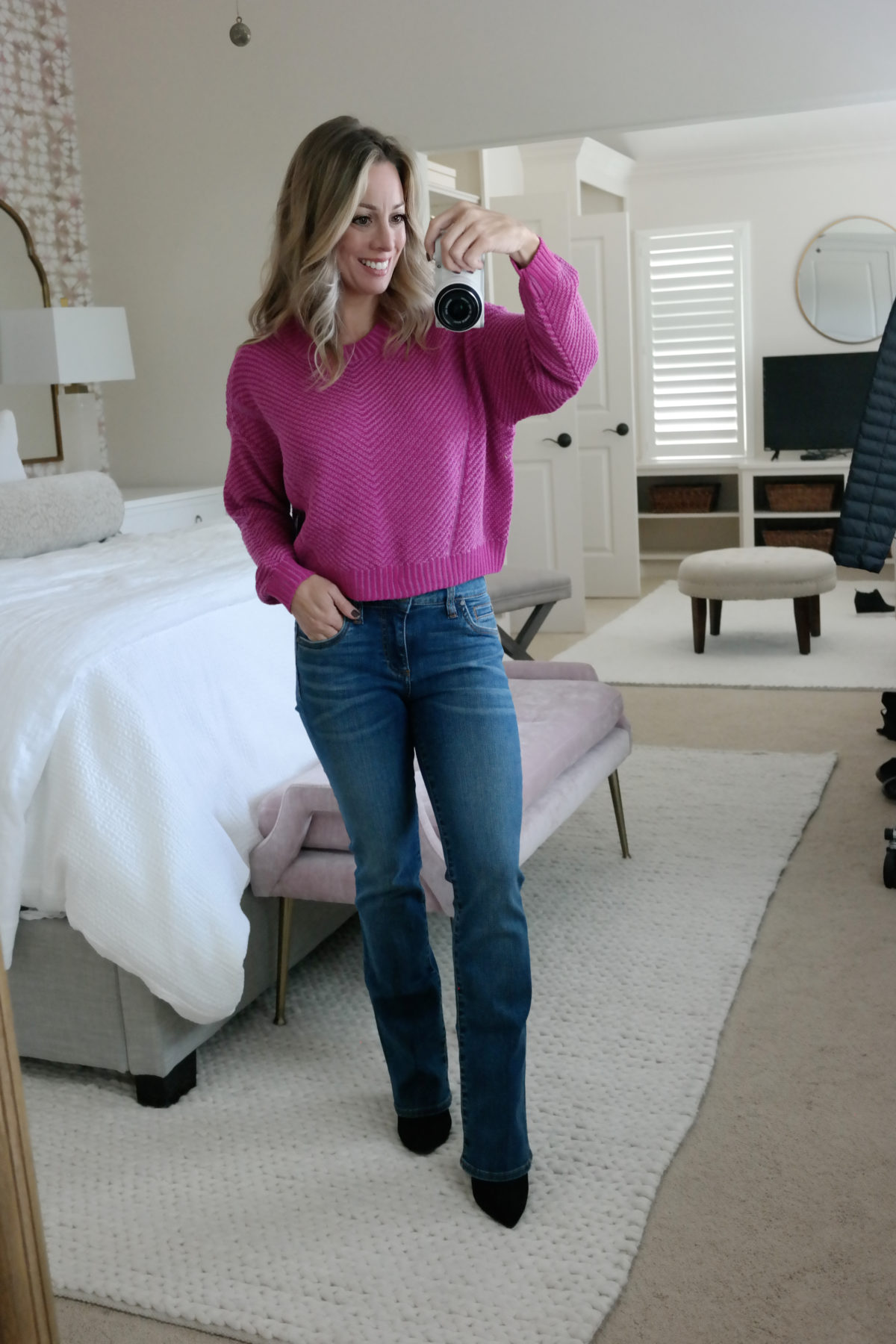 Nordstrom Anniversary Sale shoe guide flare jeans