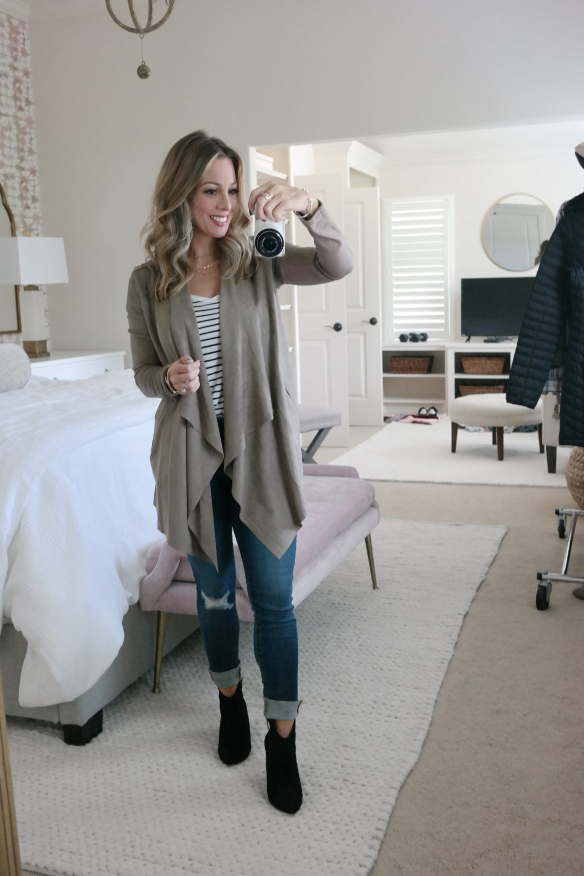 Nordstrom Anniversary Sale shoe guide Vince Camuto Pestiva Bootie