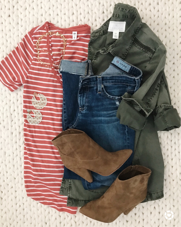 Cute fall outfit Nordstrom anniversary sale