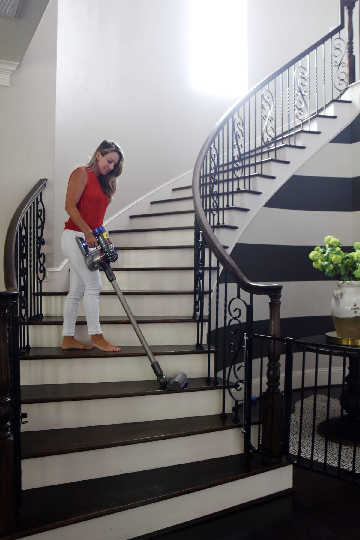 Dyson cordless stick vacuum