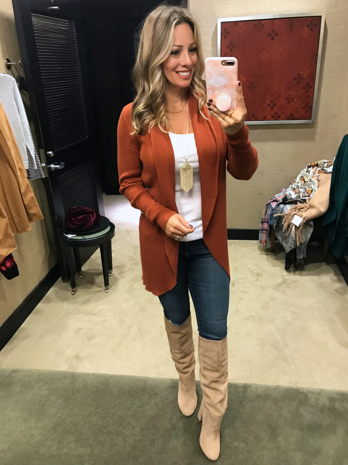 2018 nordstrom anniversary sale leith cardigan try on haul