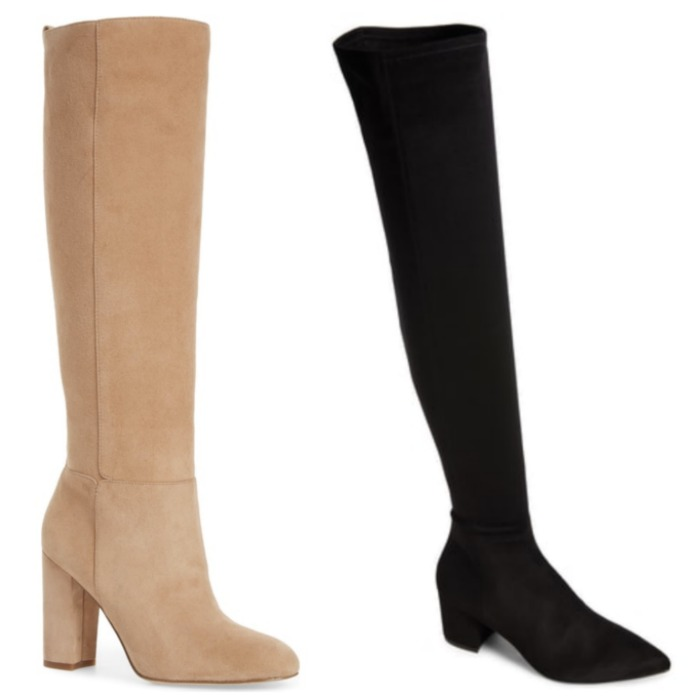 Nordstrom Anniversary Sale 2018 tall boots