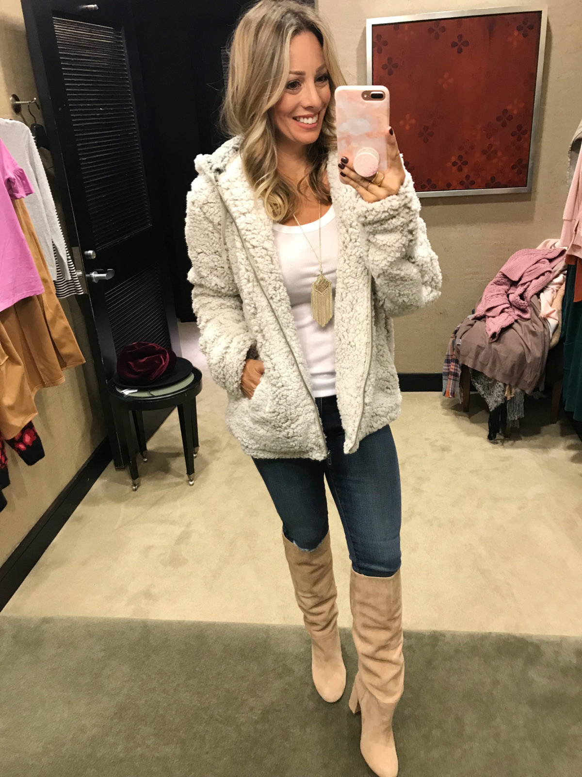 Nordstrom Anniversary Sale 2018 - thread and supply jacket