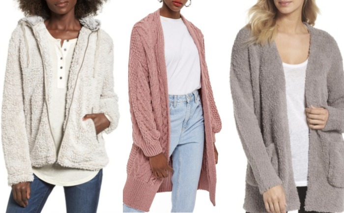 Nordstrom Anniversary Sale 2018 cardigans
