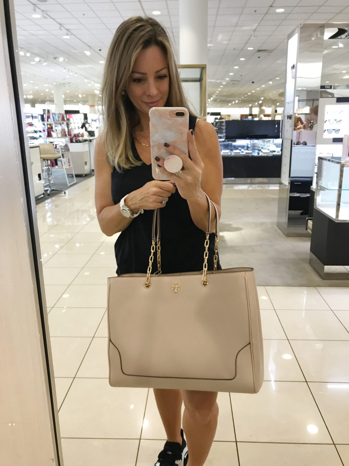 Nordstrom Anniversary Sale last chance tory burch tote