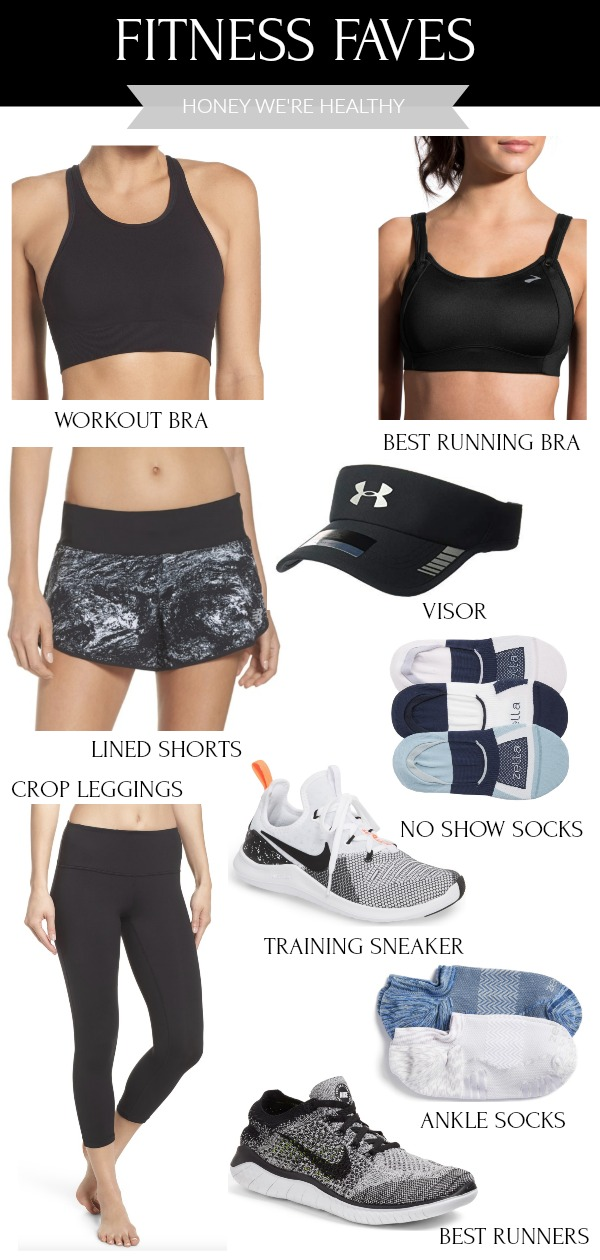 workout wear favorites