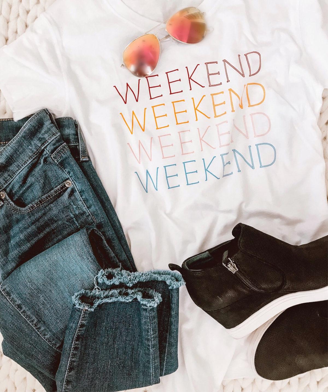 Weekend tee