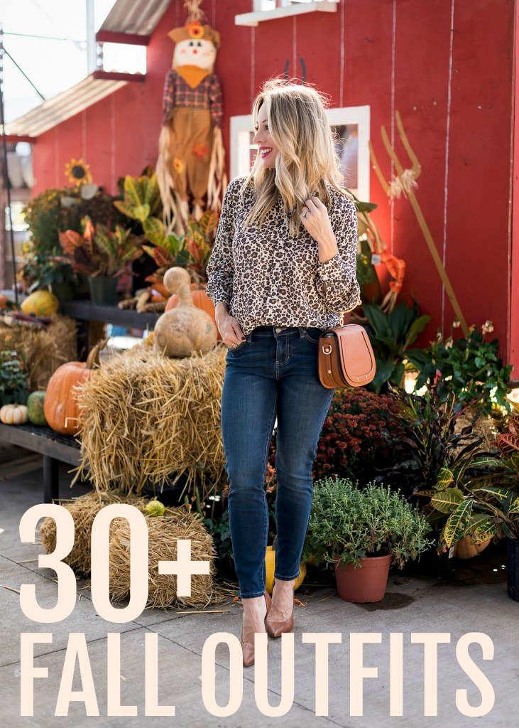 30 Fall Outfits