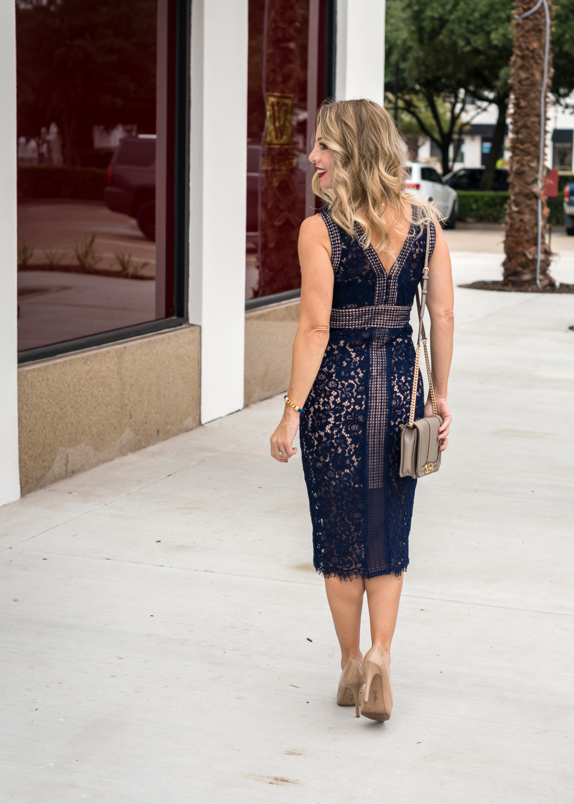 Bardot Lace Dress.4