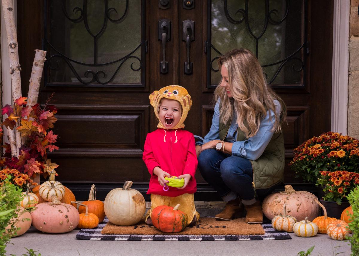 Daniel Tiger Toddler Costume.4