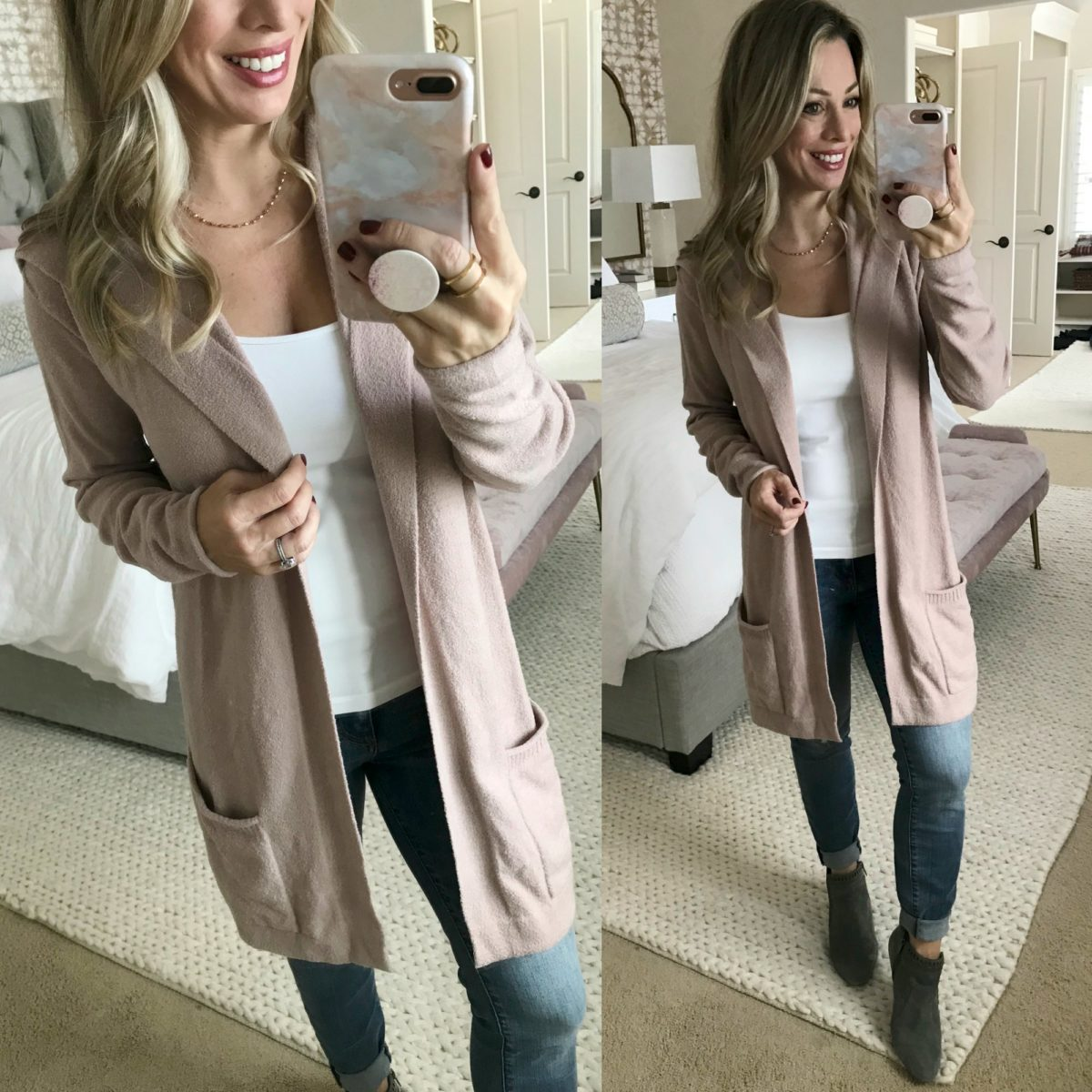 cozy soft cardigan