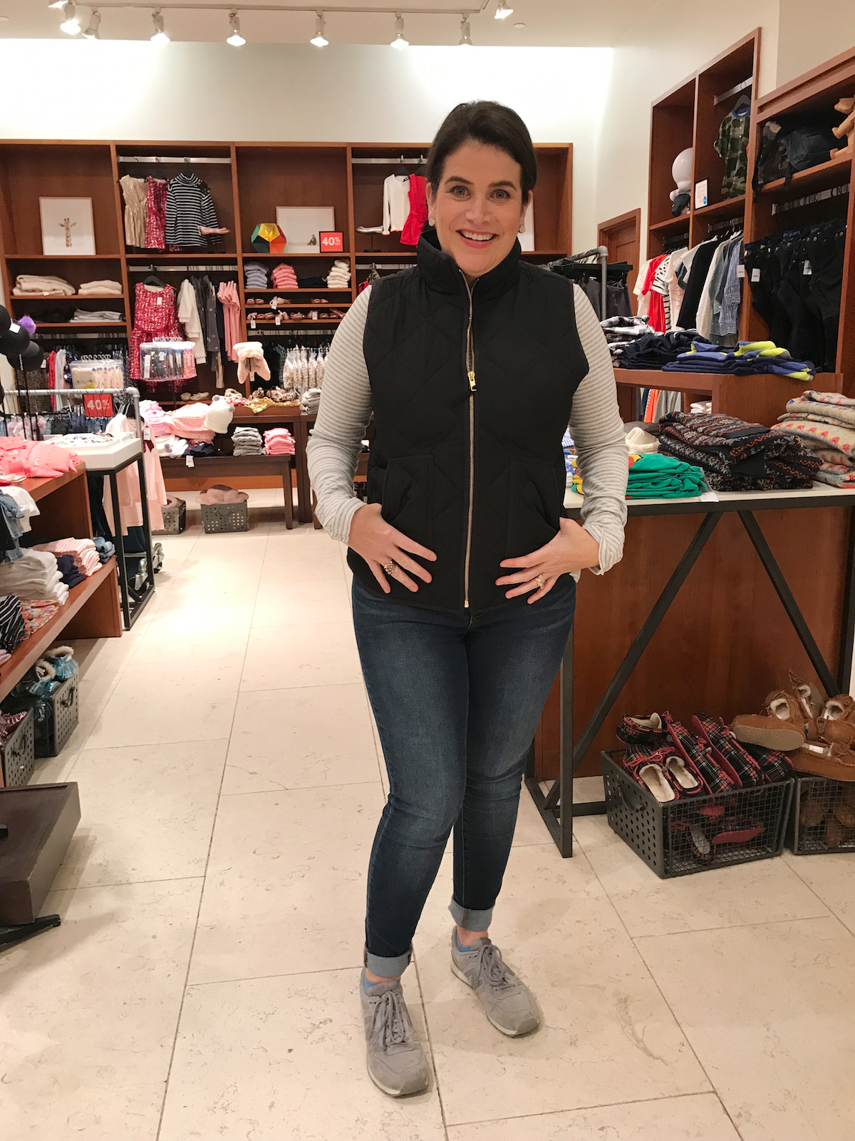 Black Friday Sales 2018 JCrew Quilted Vest