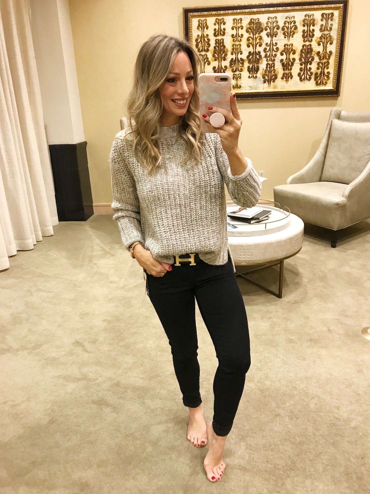 Black Friday Sales 2018 Nordstrom Sweater and Wit & Wisdom jeans