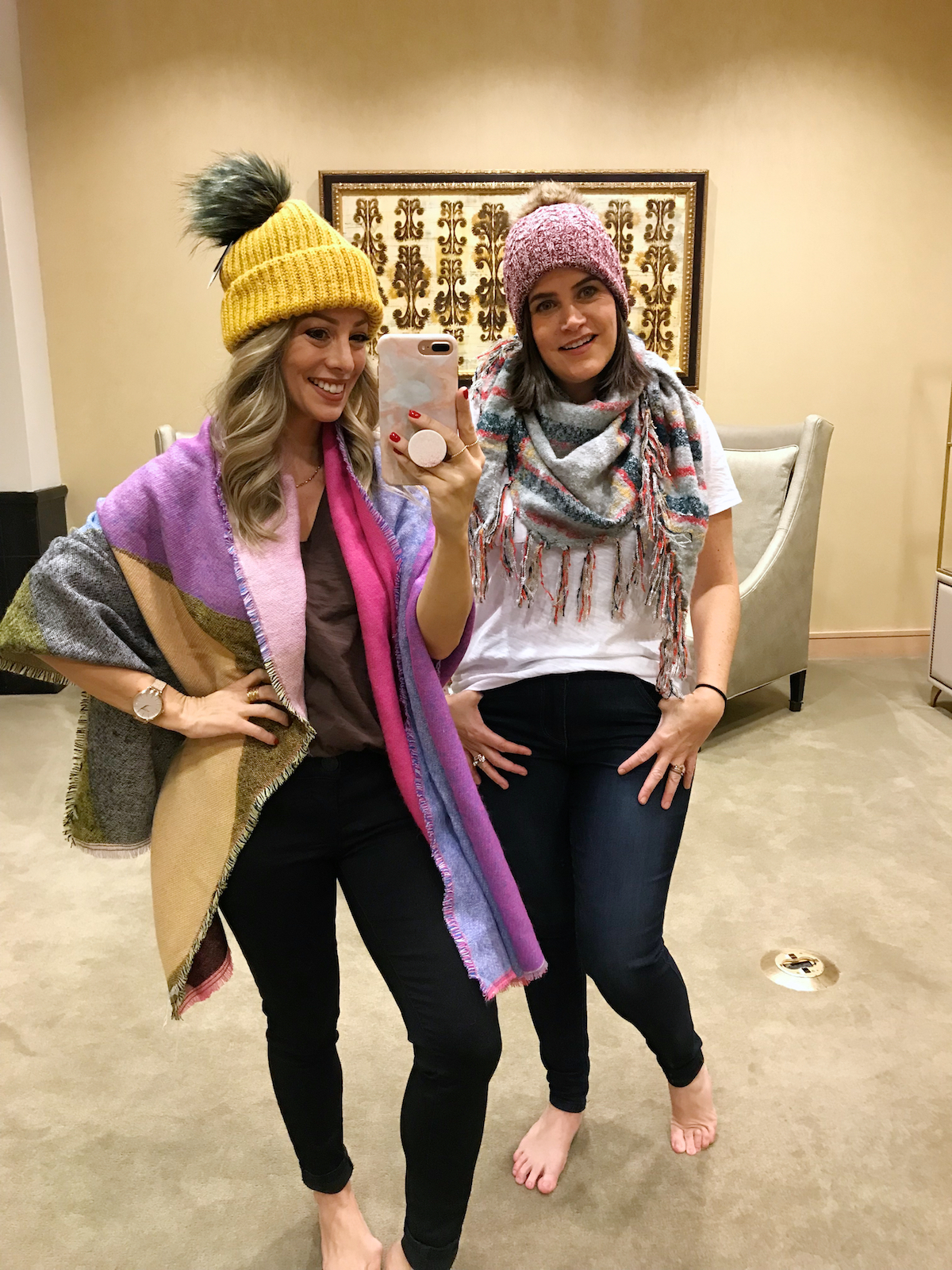 Black Friday Sales 2018 Nordstrom scarves and hats