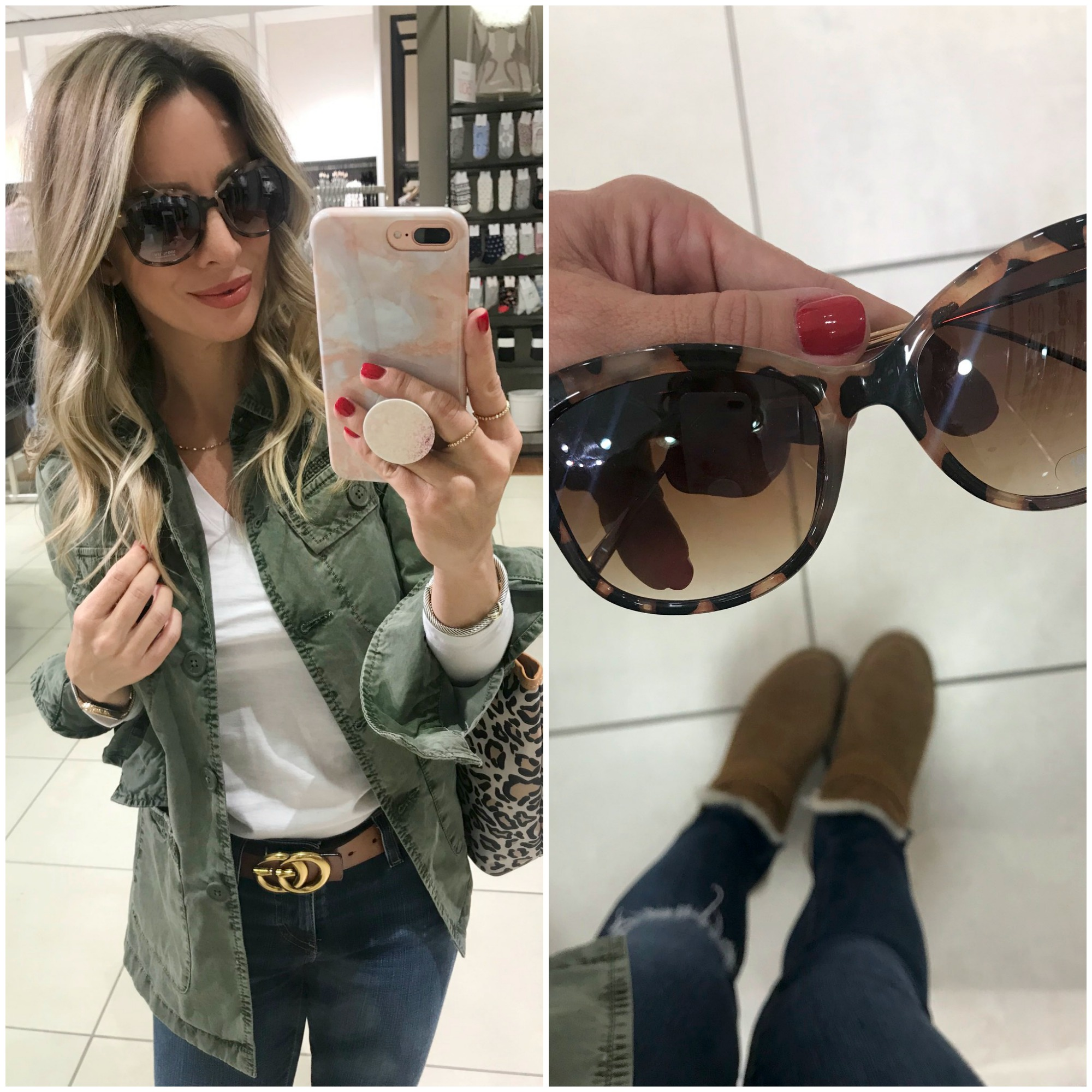 Black Friday Sales Loft Sunglasses