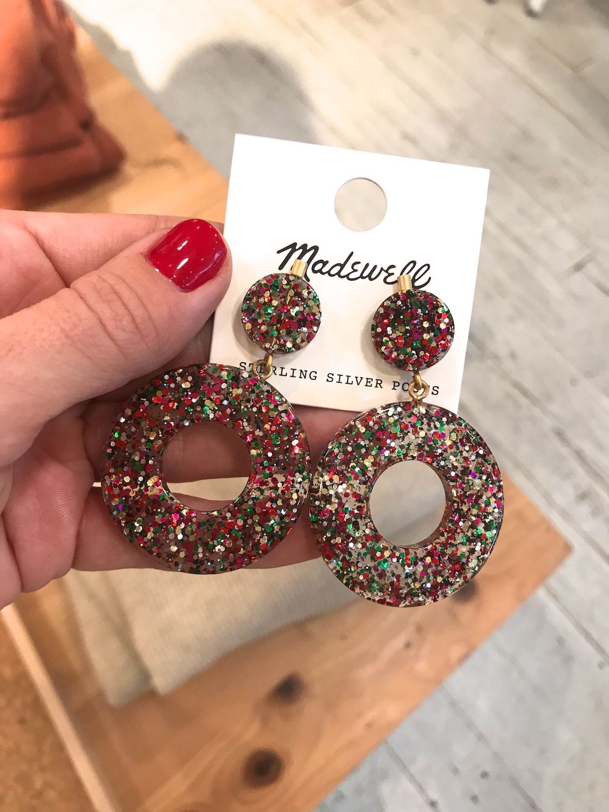 Black Friday Sales Madewell Earrings