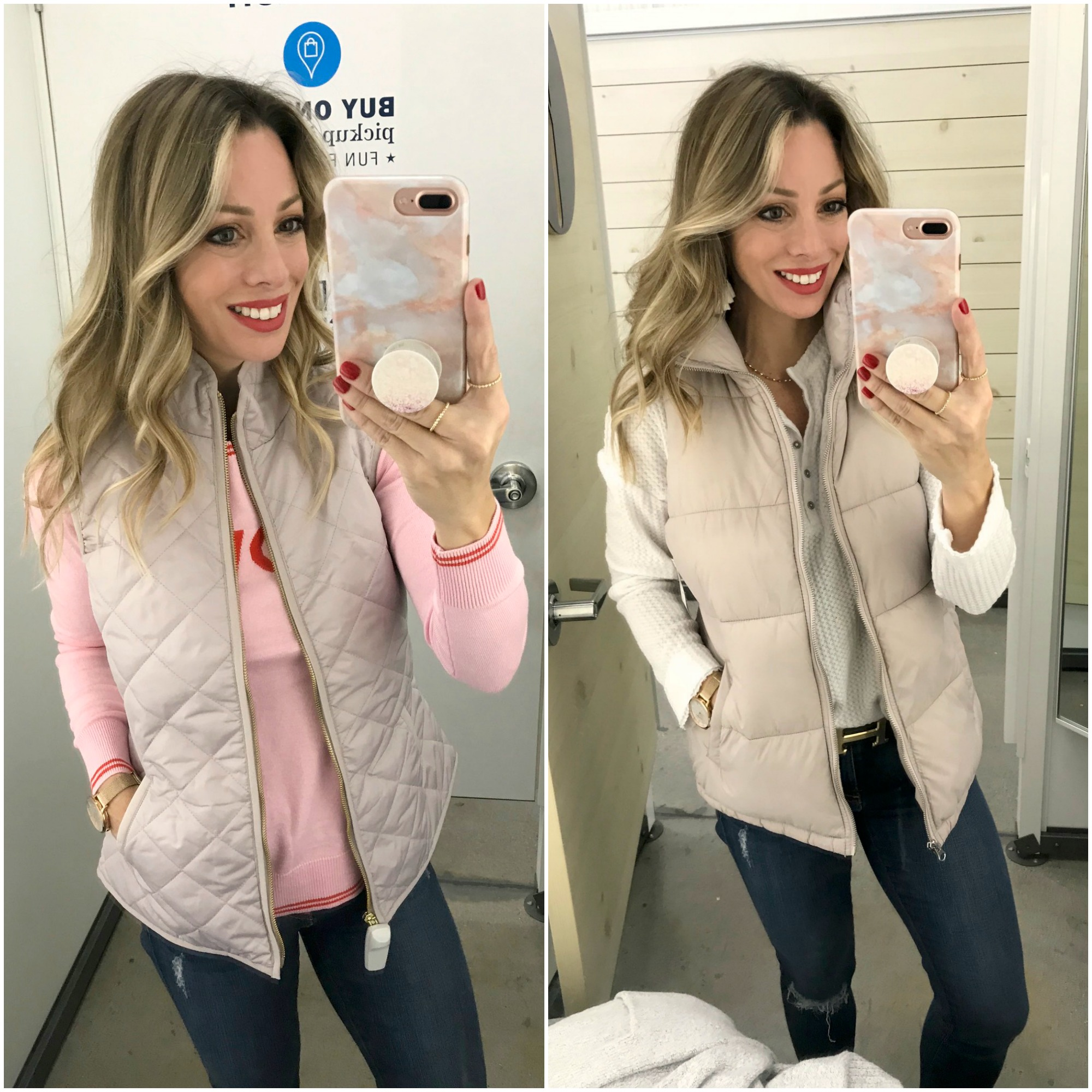 Black Friday Sales Old Navy - quilted and puffer vest