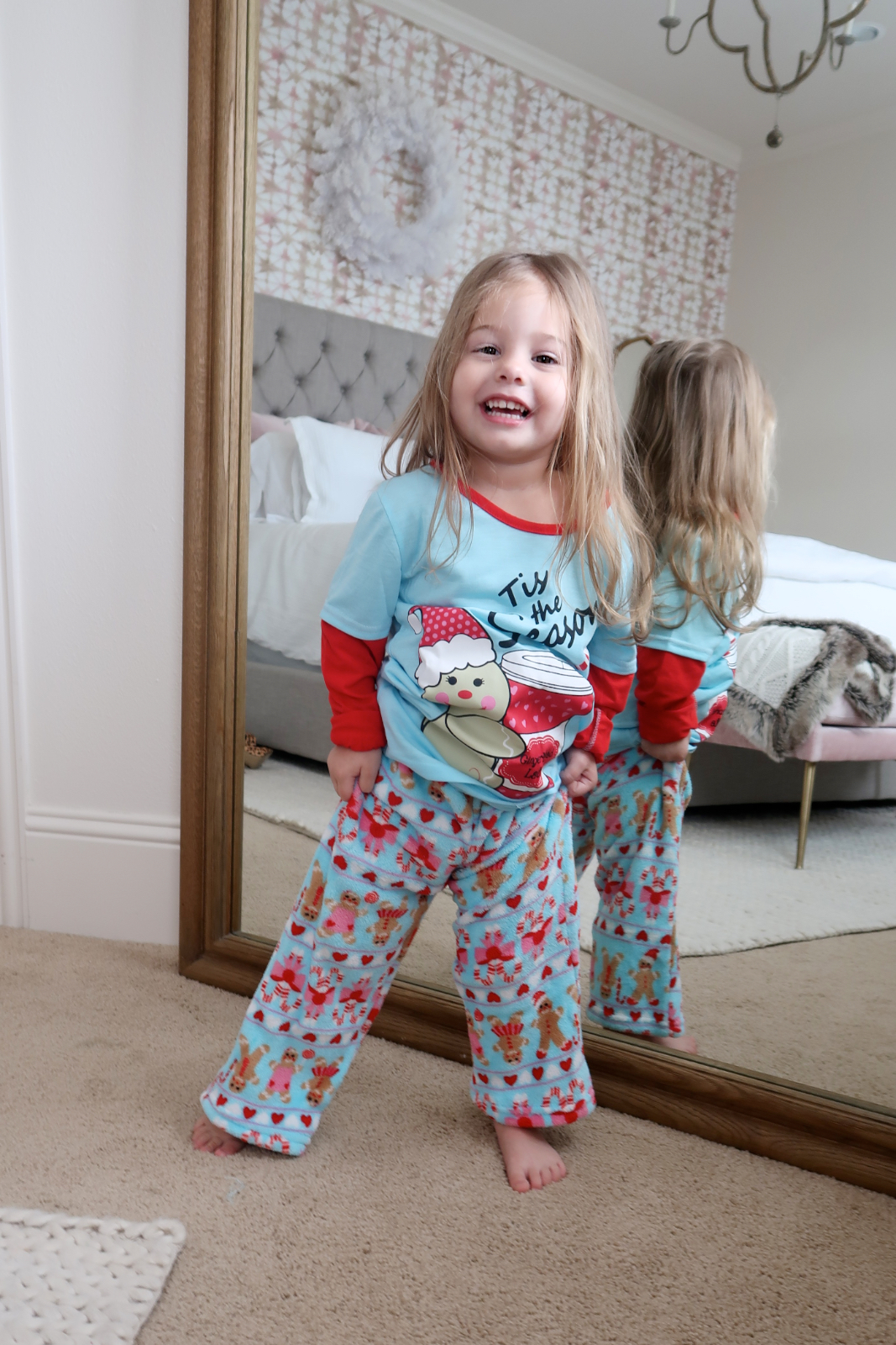 Cyber Monday Amazon toddler Christmas pajamas