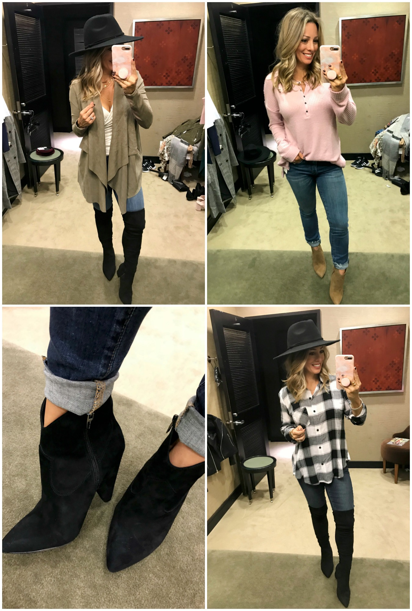 Nordstrom Black Friday Sale 2018- booties jeans tops and more