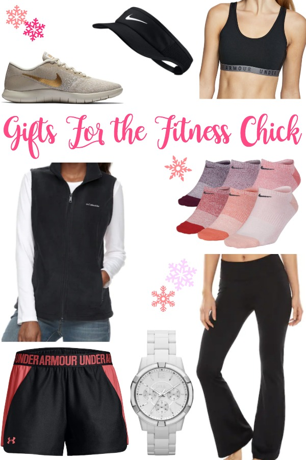 Gifts for the Fitness Chick Kohl's