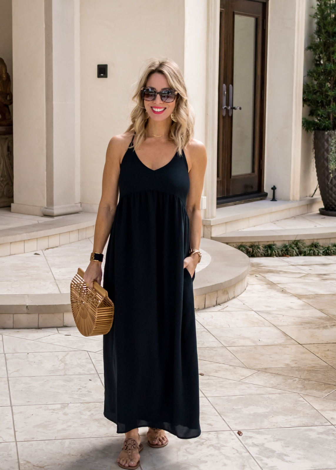 201377b4742 I saved one the one I thought y all might like best for last! This maxi  dress is both sexy and chic and one you can easily dress up or down.