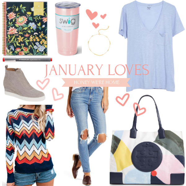 january loves honey we're home