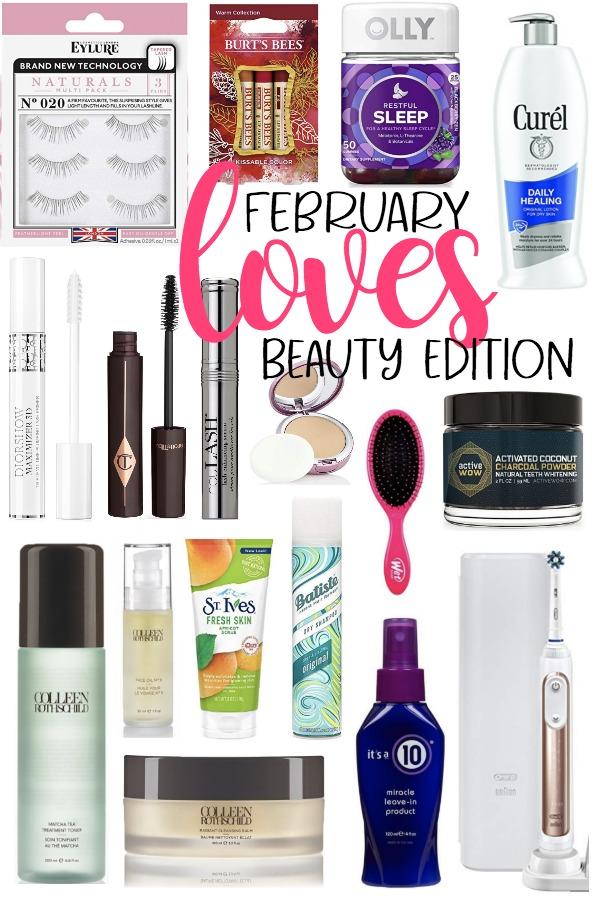February Loves | Beauty Edition
