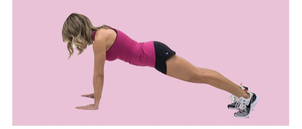 Get Fit Done Push Up Challenge
